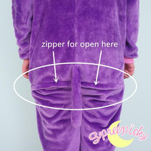 Load image into Gallery viewer, Luna Kitten Hoodie Pajamas Homewear SP141622