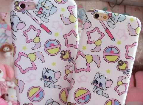 Pastel Magic Cat Phone Case SP166754