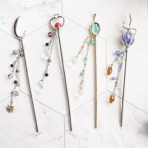 Sailor Moon Magic Wand Hairpin SP1812616
