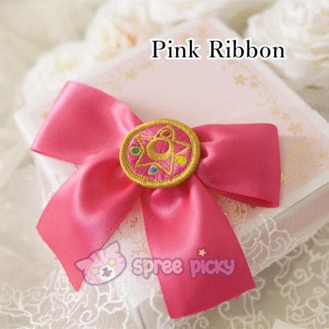Sailor Moon Make Up Brooch Bow Clip SP152381 - SpreePicky  - 3