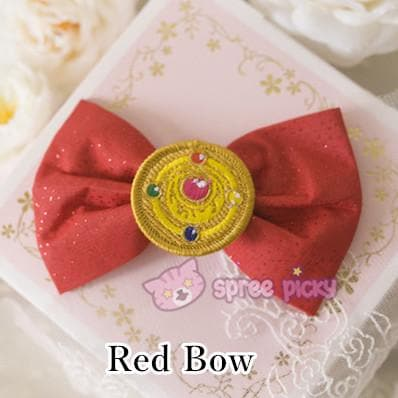 Sailor Moon Make Up Brooch Bow Clip SP152381 - SpreePicky  - 6