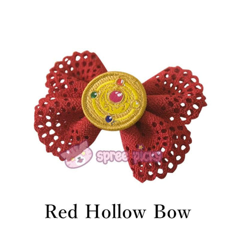 Sailor Moon Make Up Brooch Bow Clip SP152381 - SpreePicky  - 2