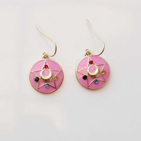 Sailor Moon Make Up Brooch Earrings Pierce/Clips/Necklace  SP141131 - SpreePicky  - 4