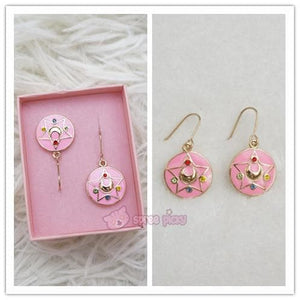Sailor Moon Make Up Brooch Earrings Pierce/Clips/Necklace  SP141131 - SpreePicky  - 8
