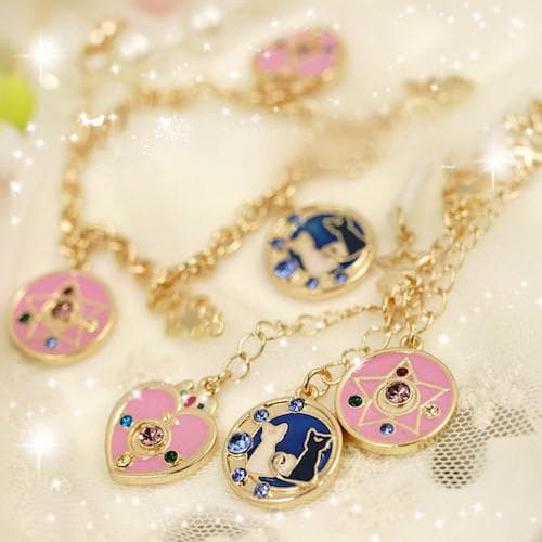 Kawaii Metal Dust Plug/Bracelet SP167218