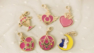 Sailor Moon Ornaments Bracelet/Pendant SP154561 - SpreePicky  - 3
