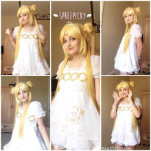 Load image into Gallery viewer, S/M/L Sailor Moon Princess Serenity Short Dress SP141125 - SpreePicky  - 2