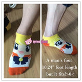 6 Colors Sailor Moon Series Cotton Socks SP151896 - SpreePicky  - 10