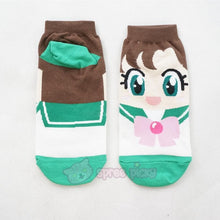 Load image into Gallery viewer, 6 Colors Sailor Moon Series Cotton Socks SP151896 - SpreePicky  - 9