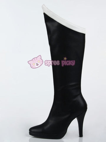 Sailor Moon Senshi Sailor Pluto Meiou Setsuna Cosplay Boots SP153264 - SpreePicky  - 2