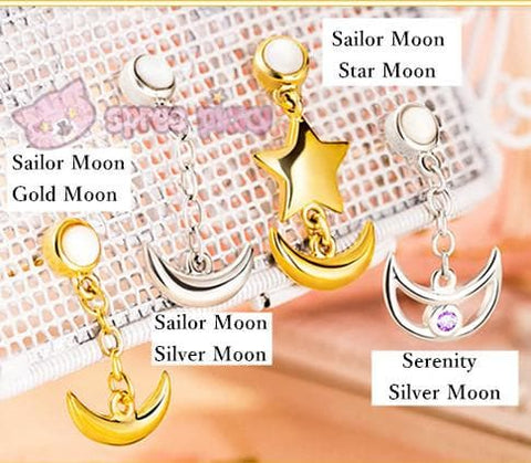 Sailor Moon Series Earring SP152320 - SpreePicky  - 2