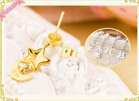 Sailor Moon Series Earring SP152320 - SpreePicky  - 8