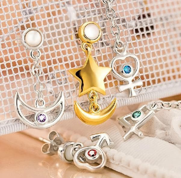 Sailor Moon Series Earring SP152320 - SpreePicky  - 1