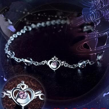 Sailor Moon Silver Crystal Bracelet SP168623