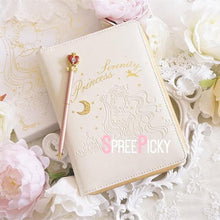 Load image into Gallery viewer, Sailor Moon Spiral Heart Moon Rod Pen/Serenity Schedule Plan Book SP1711254/SP1711255 - SpreePicky FreeShipping