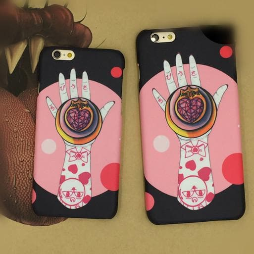[Scoobtoobins Design] Sailor Moon Tattoo Series Phone Case SP166429-SP166445