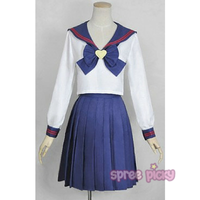 Sailor Moon Tsukino Usagi High School Uniform Set SP141617