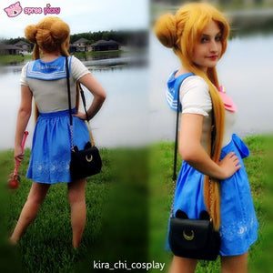 Sailor Moon Usagi Cute Sailor Dress SP152922 - SpreePicky  - 4