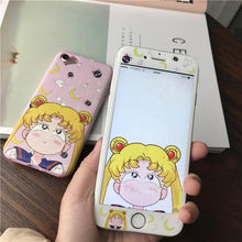 Load image into Gallery viewer, Sailor Moon Usagi Phone Case IPhone SP179675