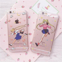 Load image into Gallery viewer, Sailor Moon Usagi Phone Case SP167952