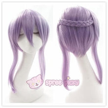 Load image into Gallery viewer, Seraph Of The End - Shinoa Hiragi Cosplay Purple Wig 30 cm SP152468 - SpreePicky  - 1