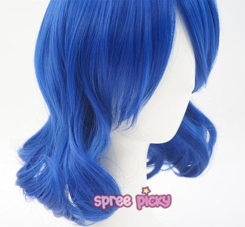 Show By Rock Plasmagica Curly Cosplay Wig SP165767