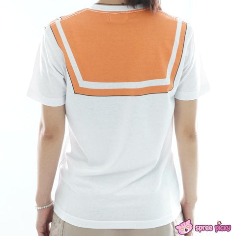 [Spree Picky Design] Sailor Moon Sailor Venus T-shirt SP152136 - SpreePicky  - 2