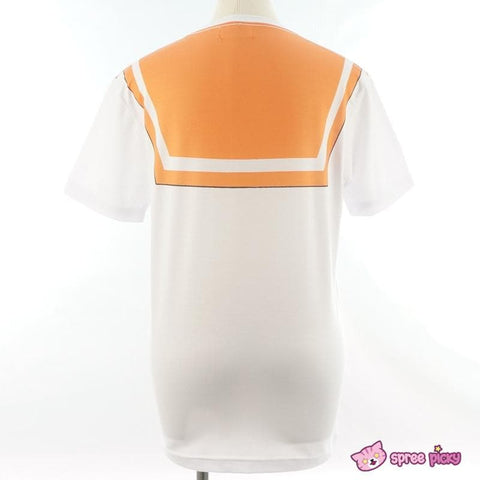 [Spree Picky Design] Sailor Moon Sailor Venus T-shirt SP152136 - SpreePicky  - 4