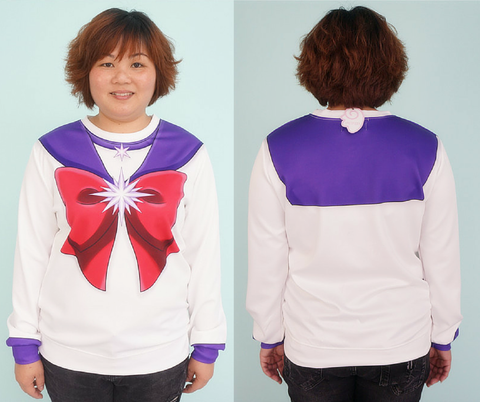 [Spree Picky Design] Sailor Moon Series Sweatershirt - SpreePicky  - 7