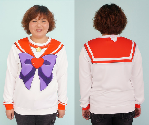 [Spree Picky Design] Sailor Moon Series Sweatershirt - SpreePicky  - 9