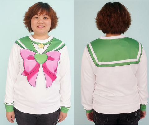 [Spree Picky Design] Sailor Moon Series Sweatershirt - SpreePicky  - 10