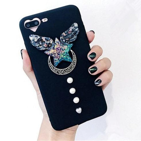 Starry Night Wings Phone Case SP1812229