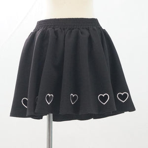 S/M/L Steal My Heart Skirt SP152257 - SpreePicky  - 4