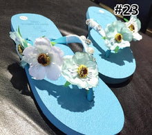 Load image into Gallery viewer, Summer Beach Flip Flops SP166764