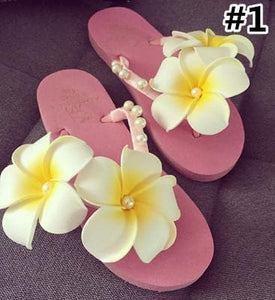 Summer Beach Flip Flops SP166764