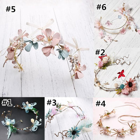 Sweet Flower Fairy Princess Headwear SP1710390