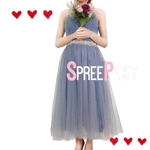 Sweet Romantic Princess Wedding/party Full Dress SP1710371
