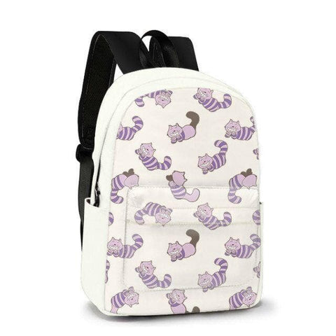 The Great Cheshire Cat Custom Made Backpack SP179608
