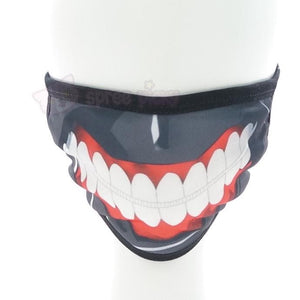 [Tokyo Ghoul 東京喰種] Cosplay Scary Dust Mask SP152116 - SpreePicky  - 3