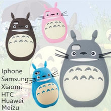 Load image into Gallery viewer, 4 colors Totoro Phone Case SP153334 - SpreePicky FreeShipping