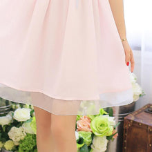 Load image into Gallery viewer, White/Pink Snow White Sweet Princess Dress SP152918 - SpreePicky  - 8