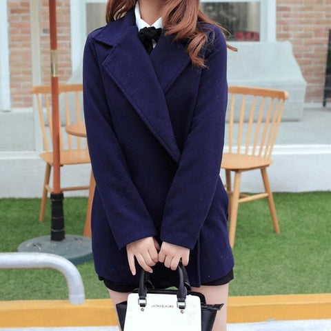 Wine/Green/Navy Sailor Uniform Coat SP154288 - SpreePicky  - 10