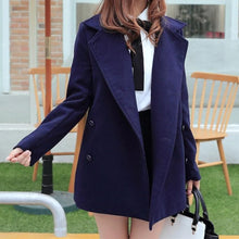 Load image into Gallery viewer, Wine/Green/Navy Sailor Uniform Coat SP154288 - SpreePicky  - 8