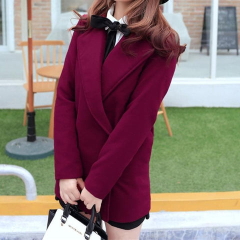 Wine/Green/Navy Sailor Uniform Coat SP154288 - SpreePicky  - 5
