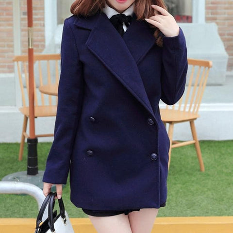Wine/Green/Navy Sailor Uniform Coat SP154288 - SpreePicky  - 9