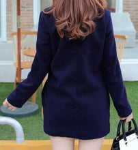 Load image into Gallery viewer, Wine/Green/Navy Sailor Uniform Coat SP154288 - SpreePicky  - 11