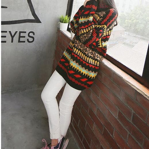Winter Chirstmas Ornaments Sweater SP154142 - SpreePicky  - 7