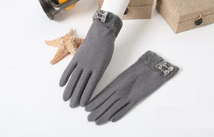 Winter Woolen Gloves With Touch Phone Screen Ability SP154063 - SpreePicky  - 4