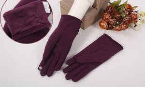 Winter Woolen Gloves With Touch Phone Screen Ability SP154063 - SpreePicky  - 3