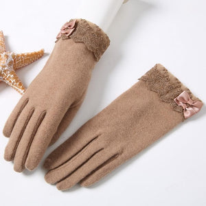 Winter Woolen Gloves With Touch Phone Screen Ability SP154063 - SpreePicky  - 7